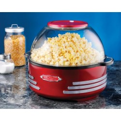 Nostalgia Stirring Popcorn Maker