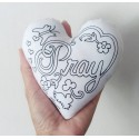 Decorate a Plush - Paperweights / Pray