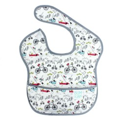 Bumkins Super Bib 1pc - Urban Bird