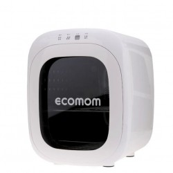 EcoMom UV Sterilizer and Dryer - White