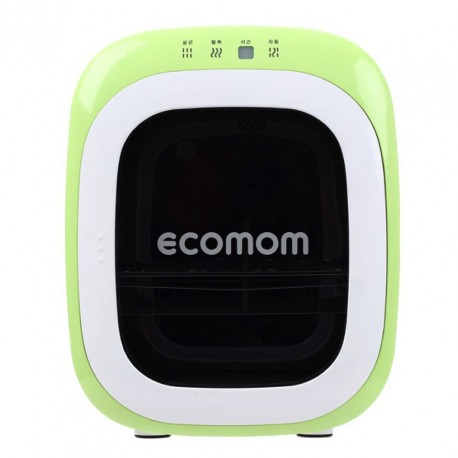 EcoMom UV Sterilizer and Dryer with Anion - Lime Green