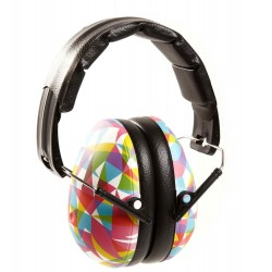 Banz Earmuffs for Kids - Geo
