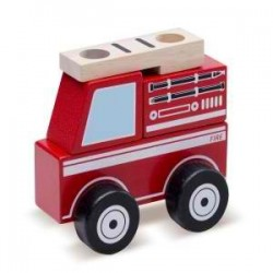 WonderWorld Make A Fire Engine