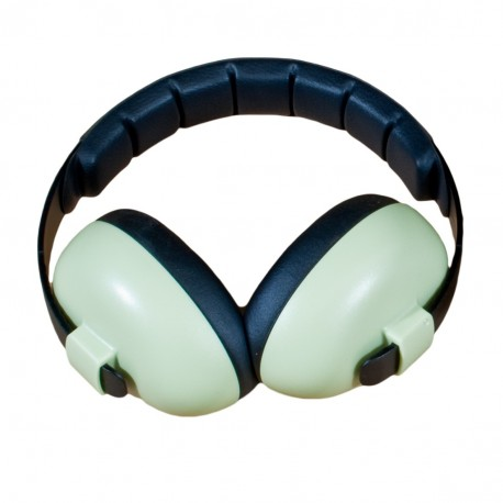 Banz Earmuffs for Babies - Green