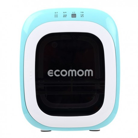EcoMom UV Sterilizer and Dryer with Anion - Blue
