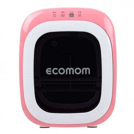 EcoMom UV Sterilizer and Dryer with Anion - Pink