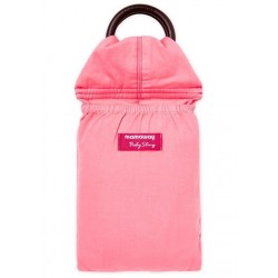 Mamaway Pomegrnate Red Baby Ring Sling