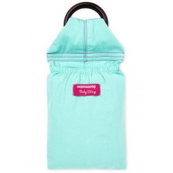Mamaway Mint GreenBaby Ring Sling