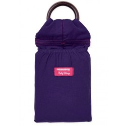 Mamaway Grape Baby Ring Sling