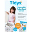 Tidys Disposable Toilet Seat Covers