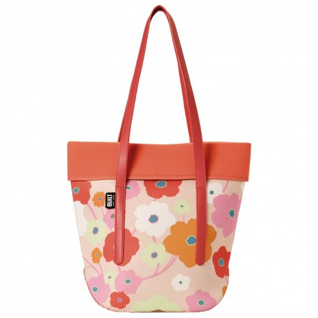 Built NY City Tote - Bright Flower