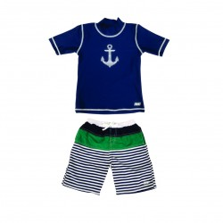 Banz 2pc Swimsuit - Anchor