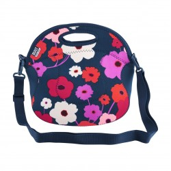 Built NY Spicy Relish Lunch Tote - Lush Flower
