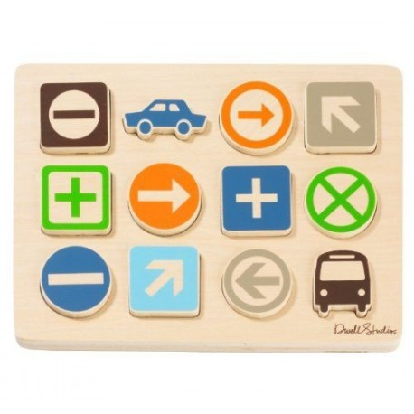 DwellStudio Wooden Puzzles