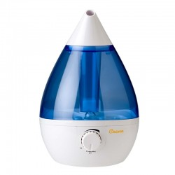 Crane Drop Cool Mist Humidifier - Blue/White