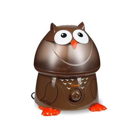 Crane Cool Mist Humidifier - Oscar the Owl