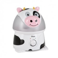 Crane Cool Mist Humidifier - Curtis the Cow