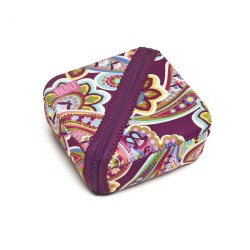 BUILT NY Bento Sandwich Box - Posh Paisley Purple