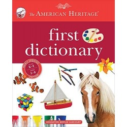 The American Heritage First Dictionary, 1st Edition