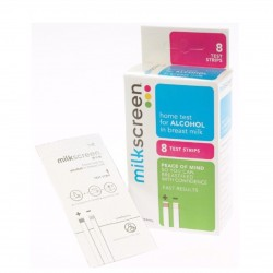 MilkScreen for Breastfeeding - 1 Strip