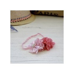 Mini SIlk Rio Duo & SIlk Bow - Classic Pink
