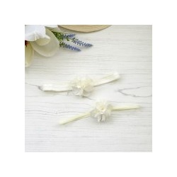 Mini Silk Rio Single on Soft Elastic Clip