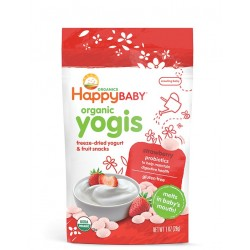 Organic Yogis - Strawberry
