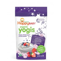 Organic Yogis - Mixed Berry