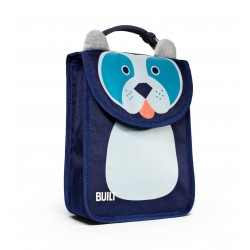 BUILT NY Big Apple Buddies Lunch Sack - Delancey Doggie