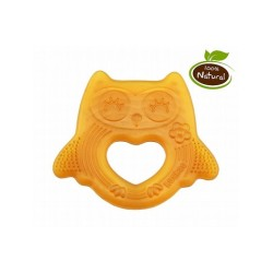 Haakaa Natural Owl Smiling Teether