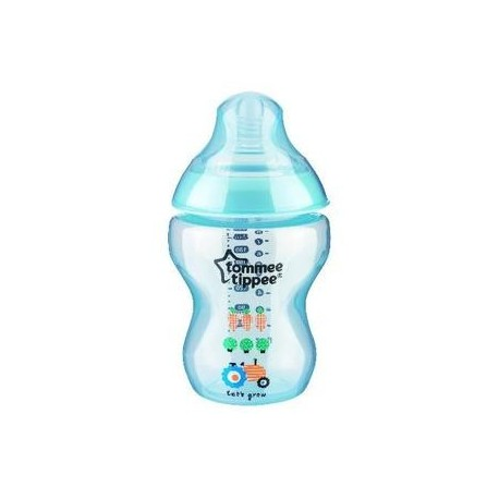Tommee Tippee Tinted Bottle 9oz./260ml Blue