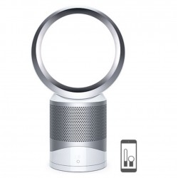 Dyson Pure Cool Link Desk - White Silver