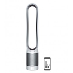 Dyson Pure Cool Link Tower - White Silver