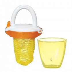 Munchkin Fresh Food Feeder Deluxe - Yellow