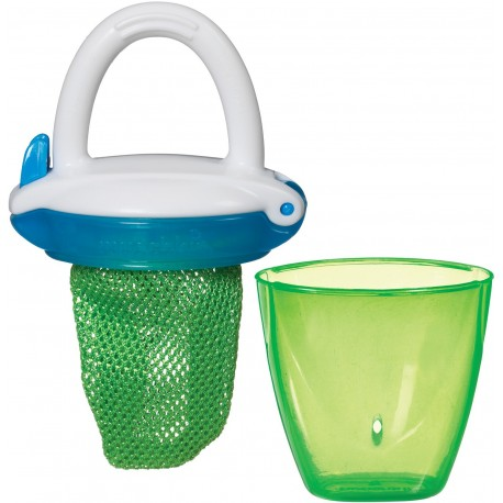 Munchkin Fresh Food Feeder - Deluxe - Green
