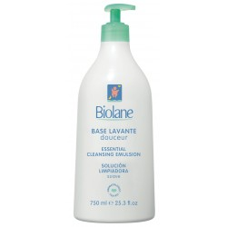 Biolane Essential Cleansing Emulsion - 750ml