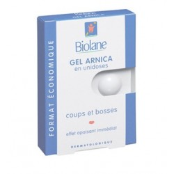 Biolane Arnica Gel - Pack of 12