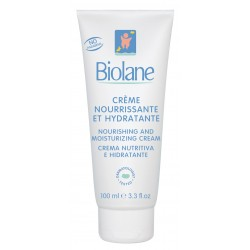 Biolane Nourishing and Moisturizing Cream - 100ml