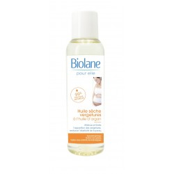 Biolane Stretch marks dry oil -125ml