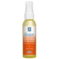 Biolane Dry Massage Oil (Avocado Oil)