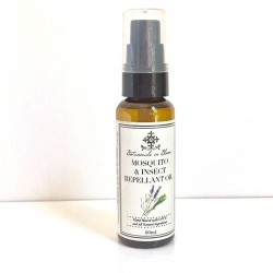 Botanical Mosquito and Insect Repellant Oil