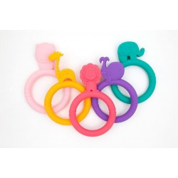 Marcus & Marcus Silicone Teether