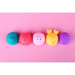 Marcus & Marcus Silicone Bath Toys (Set of 3)