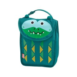 BUILT NY Big Apple Buddies Lunch Sack - Allen Alligator