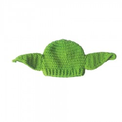 Cotton Candy Knitwear Yoda Beanie