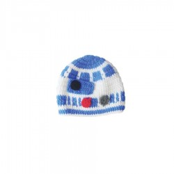 Cotton Candy Knitwear R2D2 Beanie