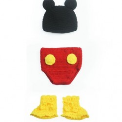 Cotton Candy Knitwear Mickey Mouse