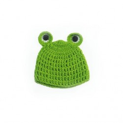 Cotton Candy Knitwear Froggy Beanie