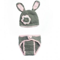 Cotton Candy Knitwear Bunny Outfit