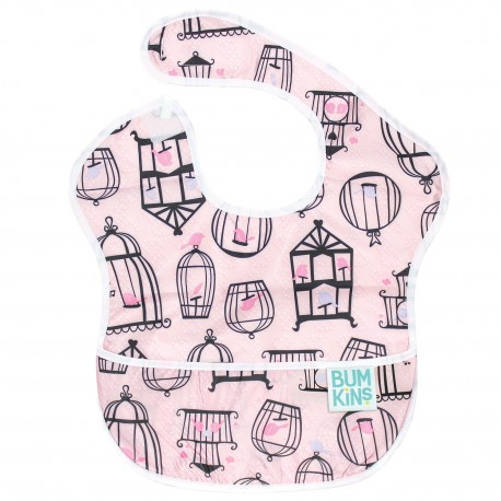 Bumkins Super Bib 1pc - Tweet